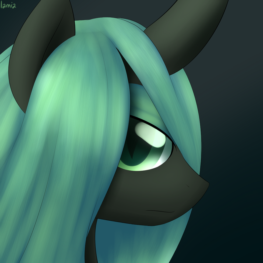 Chrysalis Portrait by Lamiaaaa