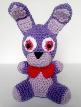 Crochet Bonnie Plushie