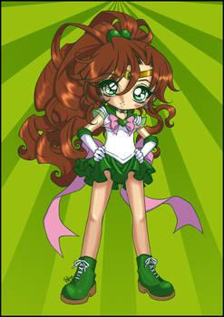 - Collab Super Sailor Jupiter-