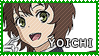 Yoichi Saotome Stamp by Baka-No-Rhonnie