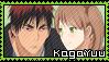 Kagami x Inoue Stamp by Baka-No-Rhonnie
