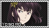 Akiko Yosano Stamp by Baka-No-Rhonnie