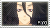 Kurokiba Ryo Stamp by Baka-No-Rhonnie