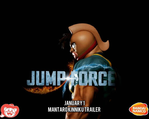 KINNIKU MANTARO JUMP FORCE - ULTIMATE MUSCLE