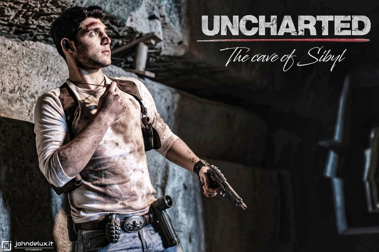 Uncharted Movie 2020 Uncharted Cosplay By Ivanathancosplay On