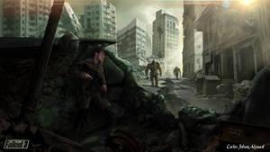 Fallout by Rikud0k0