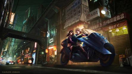 Neo Tokyo 2 by Rikud0k0