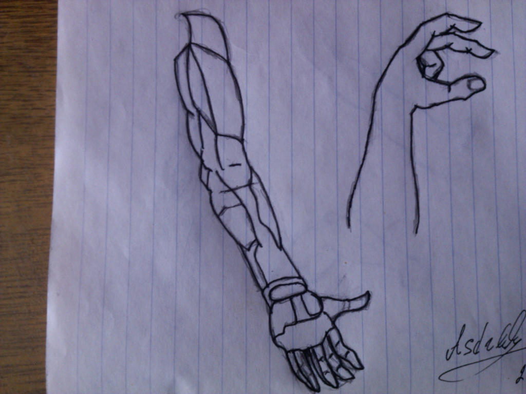 Another hands sketching by FireZeroReputarion