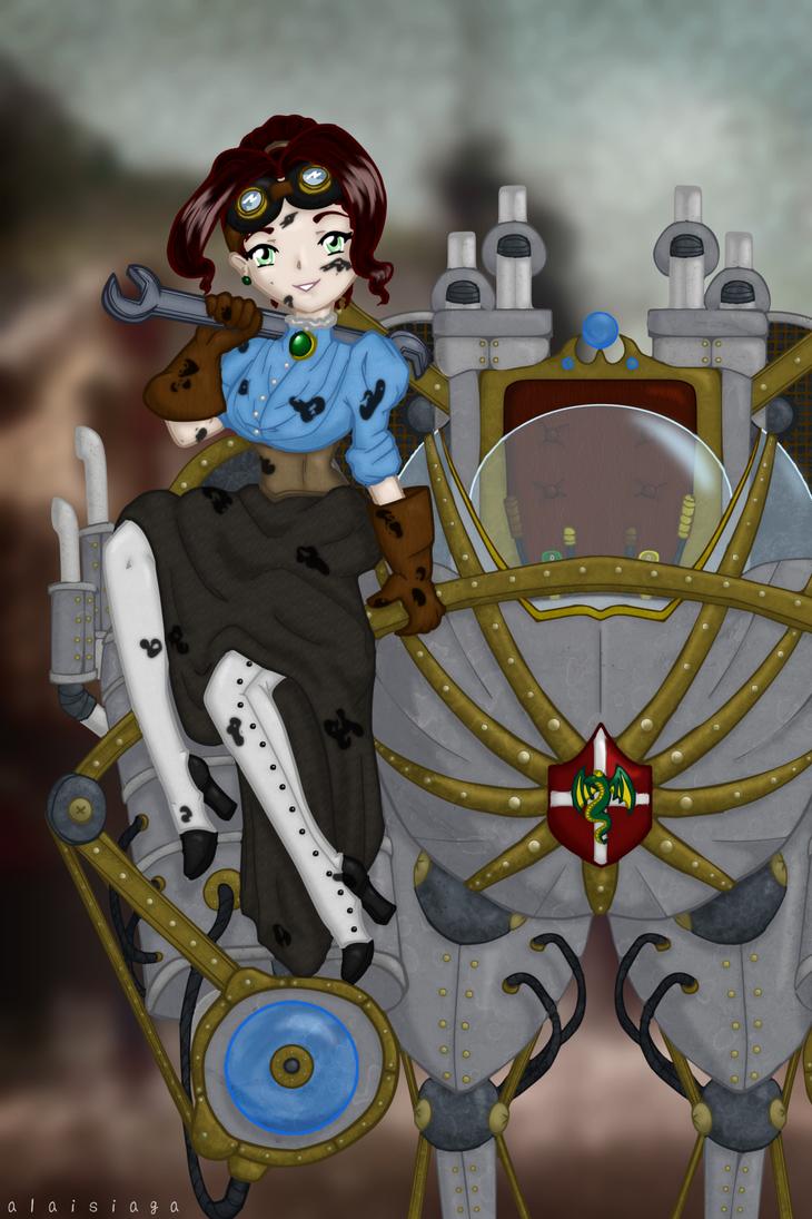 the gear healer by alaisiaga
