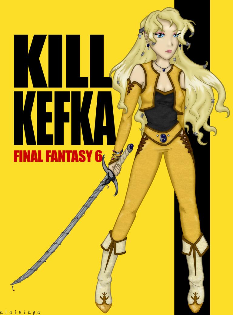 Kill Kefka by alaisiaga