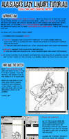 The Lazy Lineart Tutorial