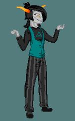 jackass in striped pants by onlyWitness