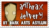 DAA Stamp - anthrax delivery by zoopee