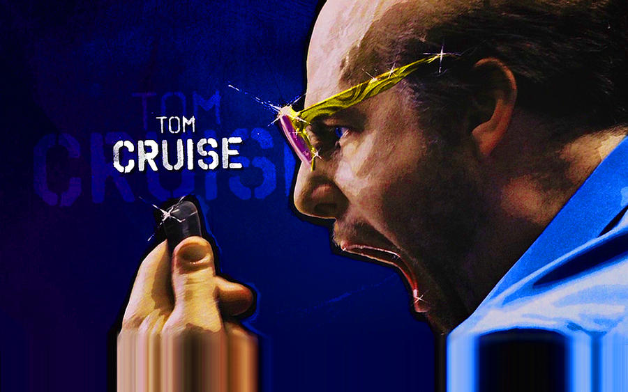 tom cruise fuck your own face
