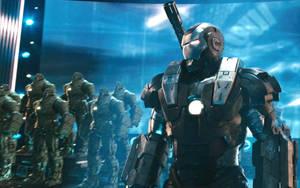 Iron Man 2 - War Machine 01 by nicojan