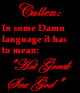 Cullen by F0xtail2