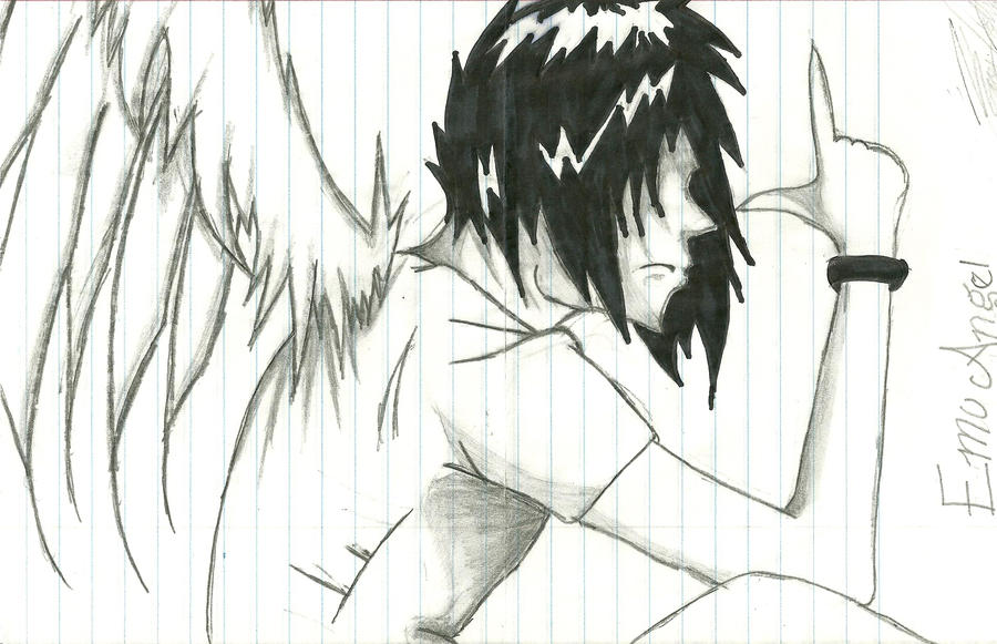 Emo angel by f0xtail2 on deviantart emo angel by f0xtail2 thecheapjerseys Image collections