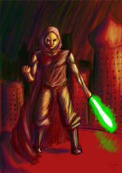 Bad jedi by Giro-Noden