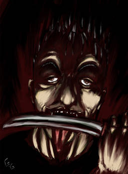 Demon's head