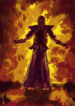 Burning Kenshi