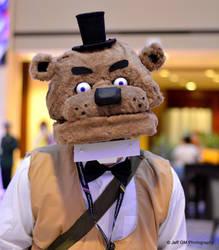 Freddy Fazbear AWA by Writer72