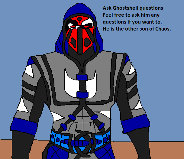 Ask Ghostshell questions by Natalia-Clark