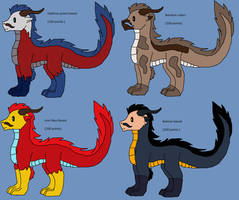 Chinese Dragon Adopts for points