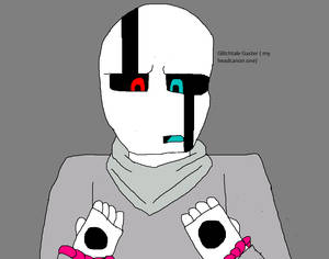 Glitchtale Gaster Chained