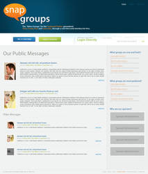 Snap Groups