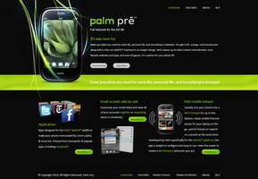 Palm Pre Promotional