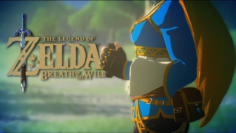 The Legend Of Zelda Breath Of The Wild Wallpaper By Witxo On Deviantart