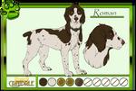 Roman, Herder of Farmstead   DOC