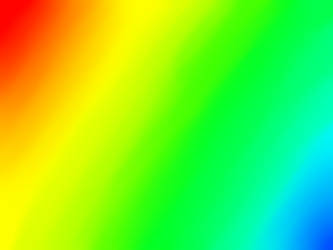 A Colorful Rainbow Background