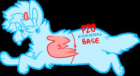 p2u cheeb base by pawbiez