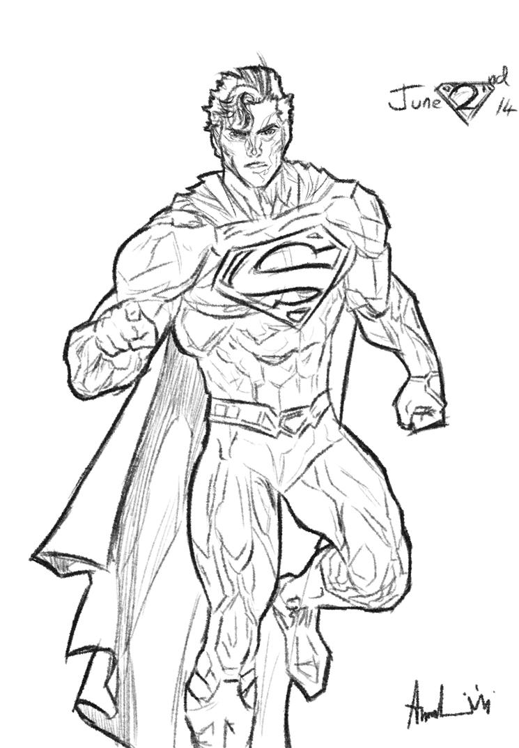 Day 1 Supes kenny rock by Crown-Wolf