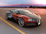 Bugatti EB Concept