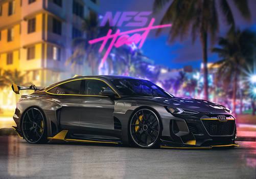 Audi E-Tron GT Redz