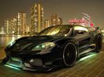 Ferrari 360 Modena NFS BLACK