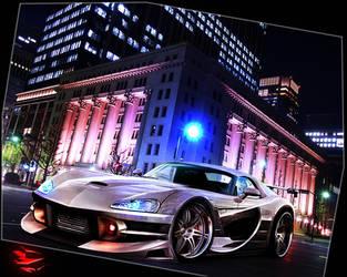 Dodge Viper by REDZ166