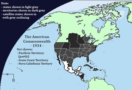 American Commonwealth by FederalRepublic
