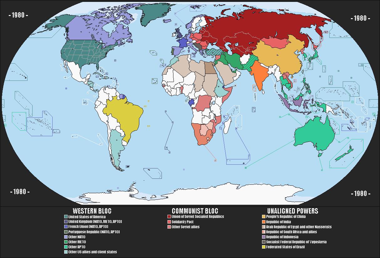 An Informal American Empire By FederalRepublic On DeviantArt - The us empire map 2017