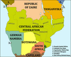 Central African Federation - MotF 170 by FederalRepublic
