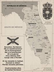 Kingdom of Florida by FederalRepublic
