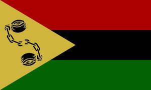 Flag of New Afrika