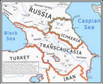 In the Shadows of the Caucasus