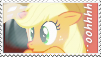 AppleJack: OO-ooohhhh Stamp by CutiePageant