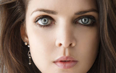 Kristy S Eyes By Davbd-d5uw8uh by niklasluh