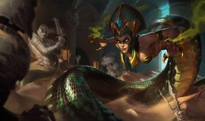 Cassiopeia - League of Legends - Biography