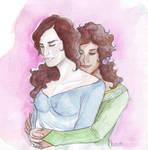 Morgana and Gwen