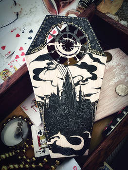AA: Citadel of Crowns coffin box